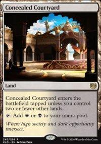 Concealed Courtyard - Kaladesh