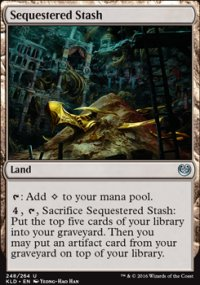 Sequestered Stash - Kaladesh