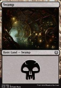 Swamp 1 - Kaladesh