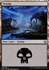 Swamp 3 - Kaladesh