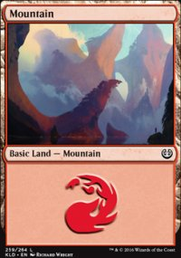 Mountain 1 - Kaladesh