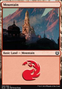 Mountain 2 - Kaladesh
