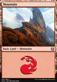 Mountain 3 - Kaladesh