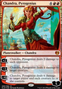 Chandra, Pyrogenius - Kaladesh