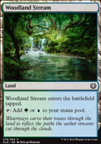 Woodland Stream - Kaladesh