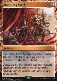 Sculpting Steel - Kaladesh Inventions