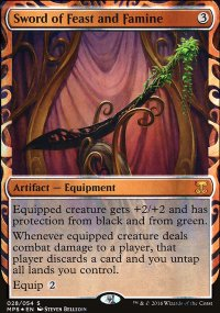 Sword of Feast and Famine - Kaladesh Inventions