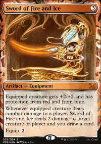 Sword of Fire and Ice - Kaladesh Inventions