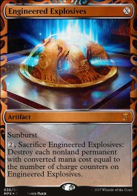 Engineered Explosives - Kaladesh Inventions