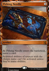 Pithing Needle - Kaladesh Inventions