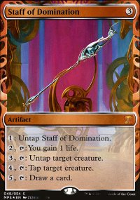 Staff of Domination - Kaladesh Inventions