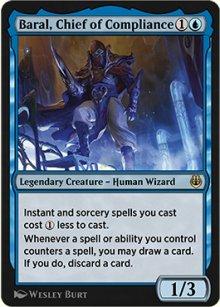Baral, Chief of Compliance - Kaladesh Remastered