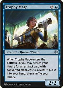 Trophy Mage - Kaladesh Remastered