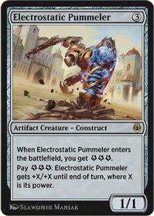 Electrostatic Pummeler - Kaladesh Remastered