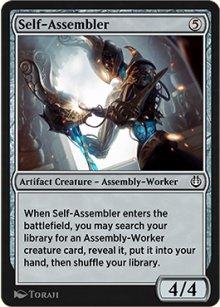 Self-Assembler - Kaladesh Remastered