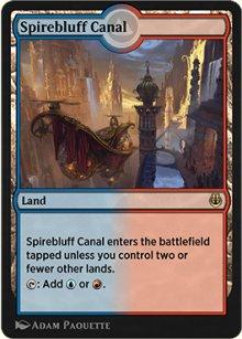 Spirebluff Canal - Kaladesh Remastered