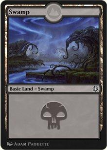 Swamp 1 - Kaladesh Remastered