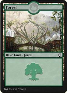 Forest 1 - Kaladesh Remastered