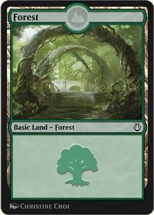 Forest 2 - Kaladesh Remastered