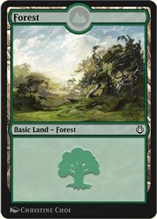Forest 3 - Kaladesh Remastered