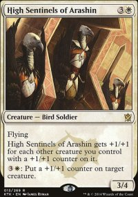High Sentinels of Arashin - Khans of Tarkir