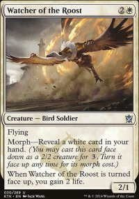 Watcher of the Roost - Khans of Tarkir