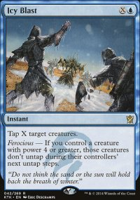 Icy Blast - Khans of Tarkir