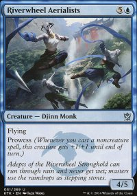 Riverwheel Aerialists - Khans of Tarkir