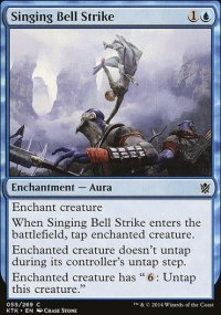 Singing Bell Strike - Khans of Tarkir