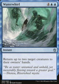 Waterwhirl - Khans of Tarkir