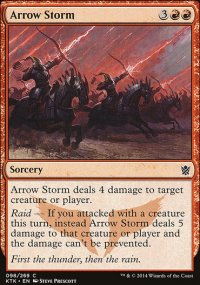 Arrow Storm - Khans of Tarkir