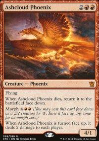 Ashcloud Phoenix - Khans of Tarkir