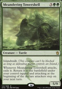 Meandering Towershell - Khans of Tarkir
