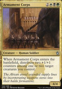 Armament Corps - Khans of Tarkir