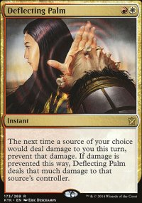 Deflecting Palm - Khans of Tarkir
