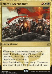 Mardu Ascendancy - Khans of Tarkir