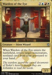 Warden of the Eye - Khans of Tarkir