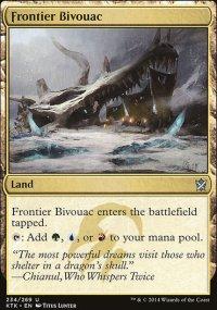 Frontier Bivouac - Khans of Tarkir