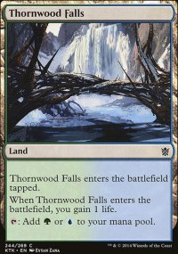 Thornwood Falls - Khans of Tarkir