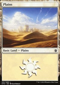 Plains 2 - Khans of Tarkir