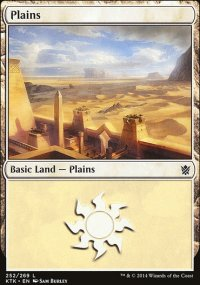 Plains 3 - Khans of Tarkir
