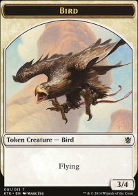 Bird - Khans of Tarkir