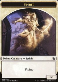 Spirit - Khans of Tarkir