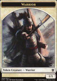 Warrior 2 - Khans of Tarkir