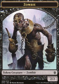 Zombie - Khans of Tarkir