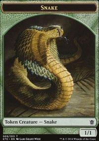 Snake - Khans of Tarkir