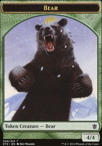 Bear - Khans of Tarkir