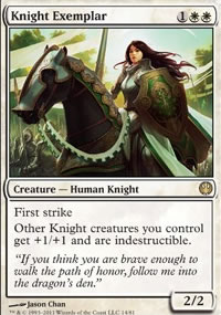 Knight Exemplar - Knights vs. Dragons