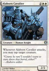Alaborn Cavalier - Knights vs. Dragons