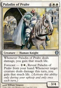 Paladin of Prahv - Knights vs. Dragons
